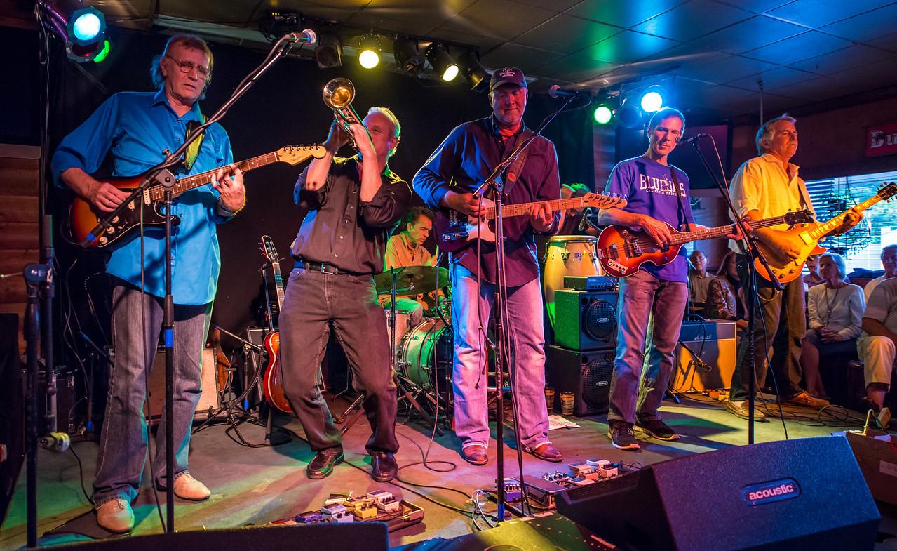 Jeff Dayton & Friends at the Narrows-Aug 2012