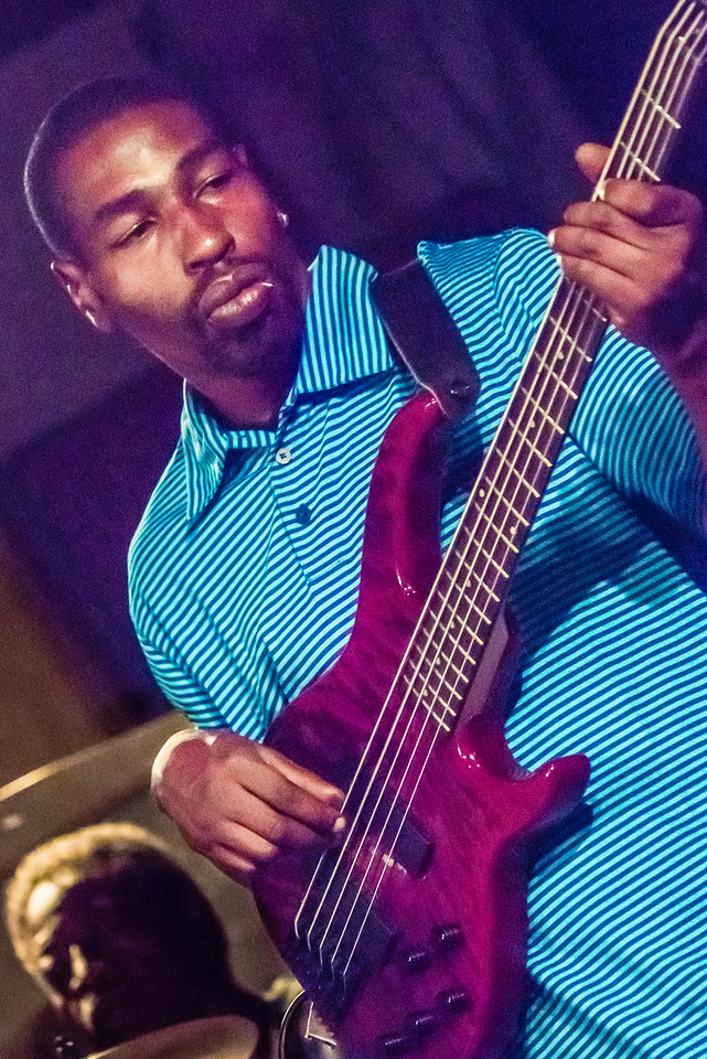 Tyson Bell-The Dee Miller Band- The School II Bistro & Wine Bar