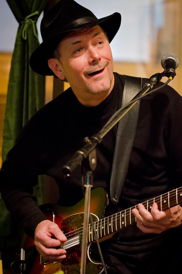 Dale Strength--Gregg Inhofer & the Cockeyed Band--the Black Dog--Mus--8055