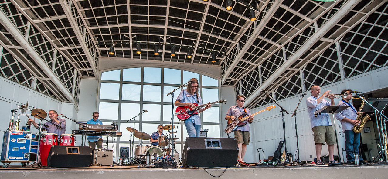 The Auto Body Experience--Lake Harriet Band Shell