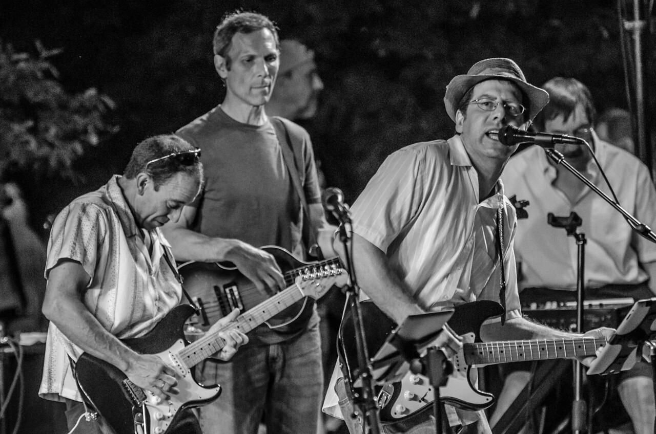 Steve Grossman, Gary Lopac, Dan Israel--BOTT 2012