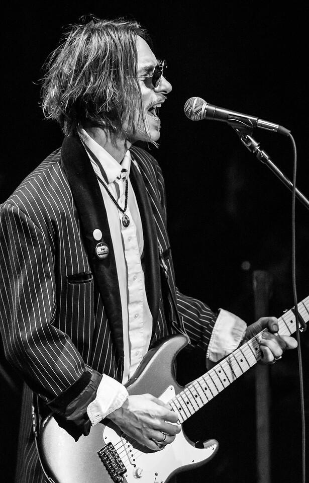 Steve Brantseg-The Lennon Tribute-1st Av 2014