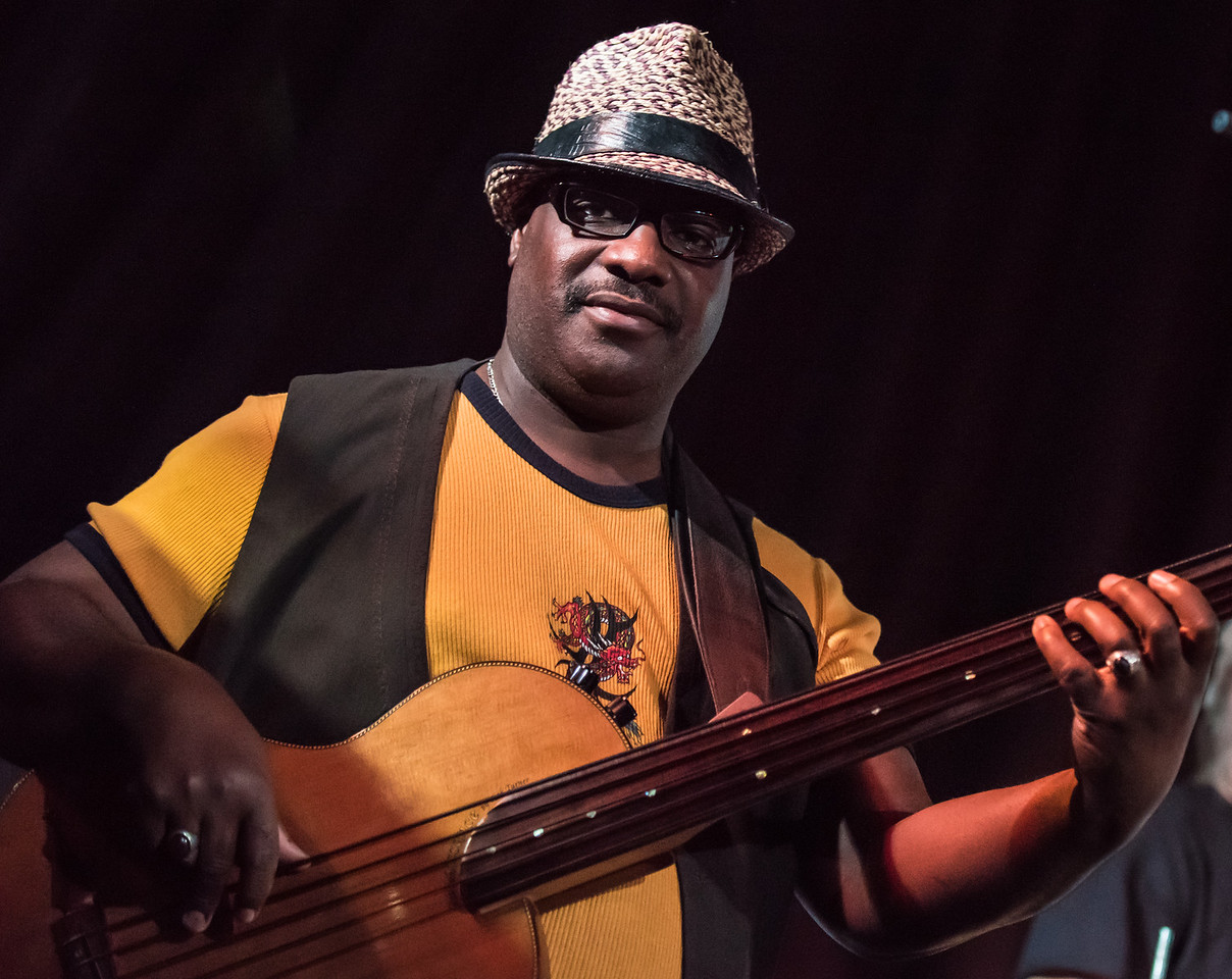 Serge Akou-Joe Cocker Tribute-The Parkway Theatre-2015
