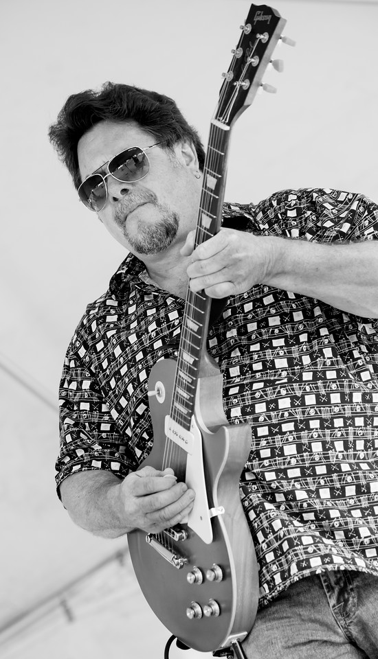 John Franken--Lisa Wenger and the Mean Mean Men- Madelia Blues Fest 2014