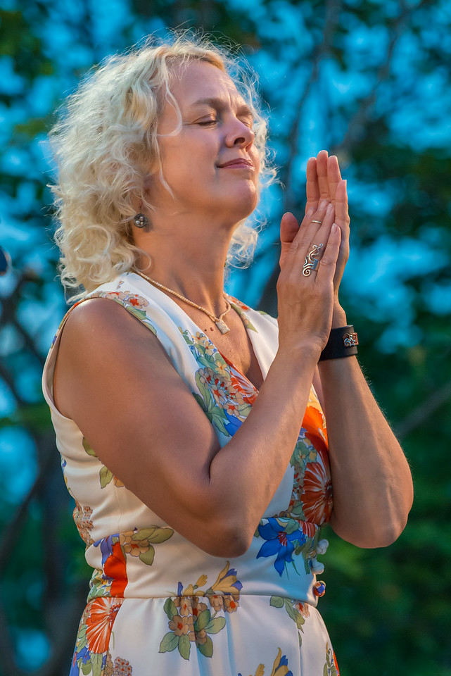 Barbara Meyer-Salute to the Music of Bob Dylan 2014-Wolfe Park, St. Louis Park