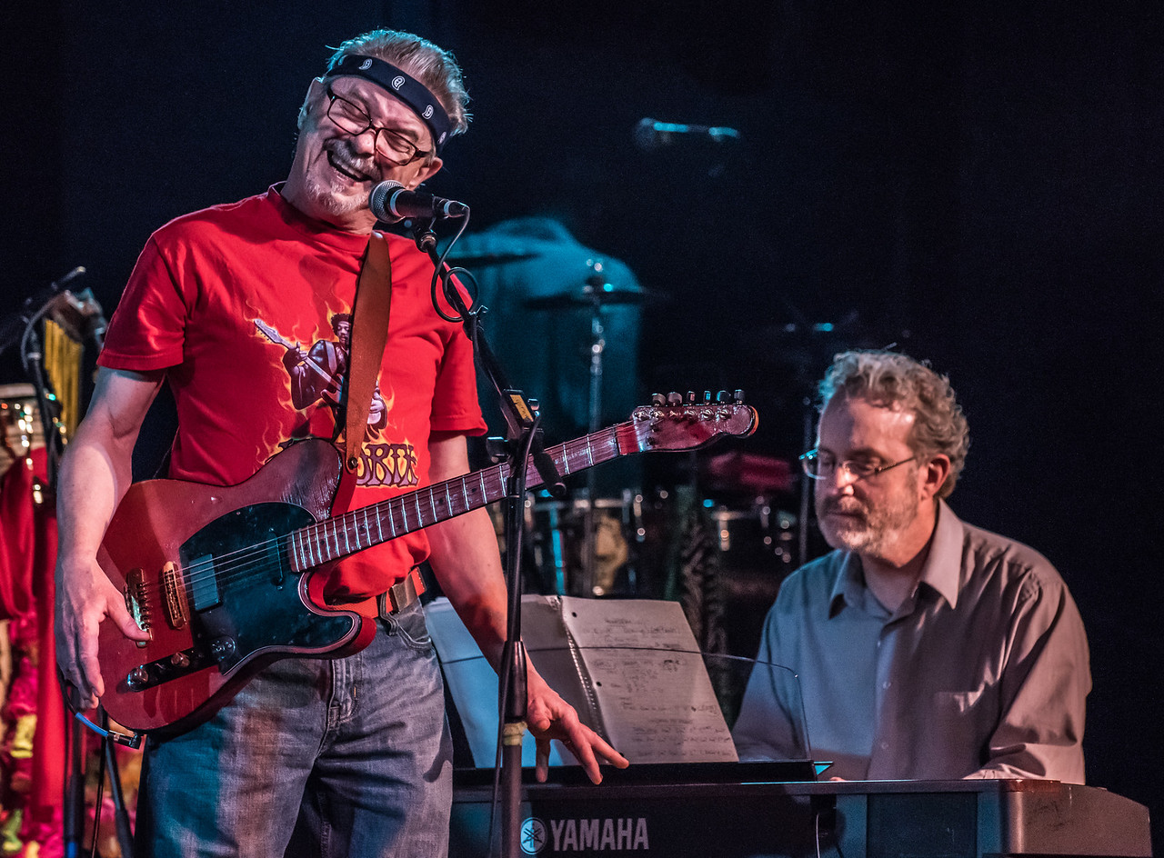 Billy Franze and Peter Guertin-Joe Cocker Tribute-The Parkway Theatre-2015