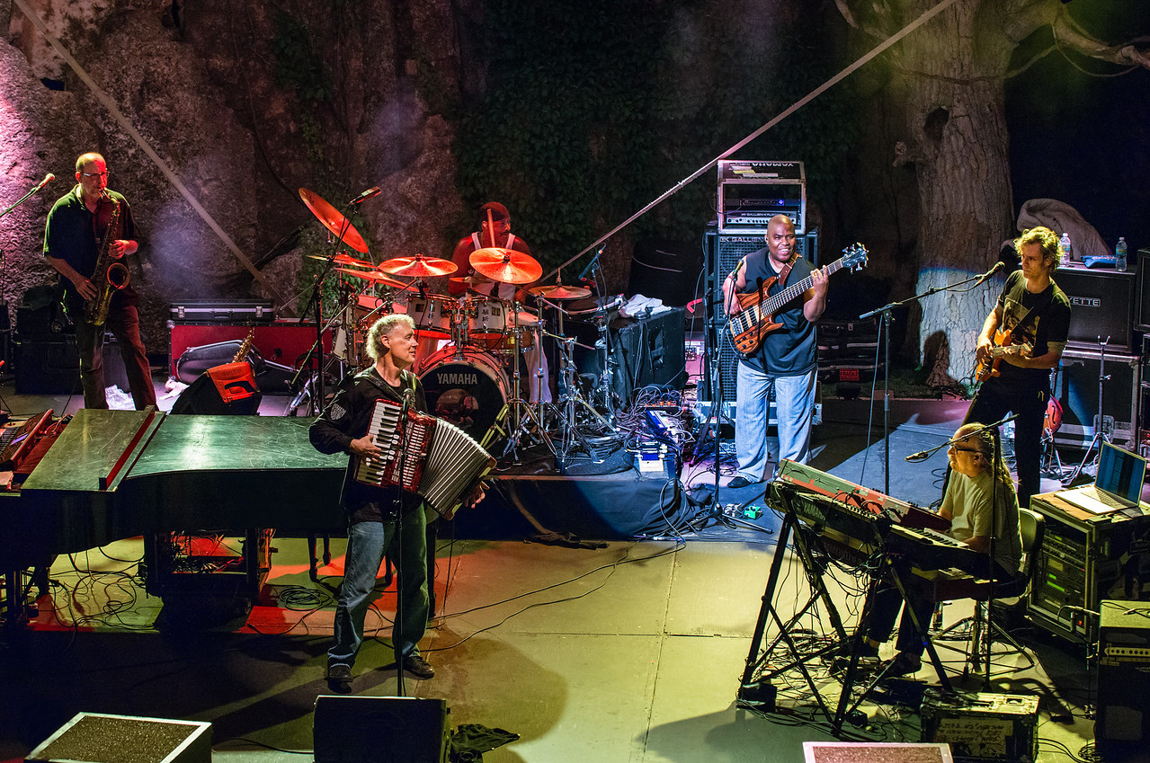 Bruce Hornby and the Noisemakers--Mn Zoo 2012