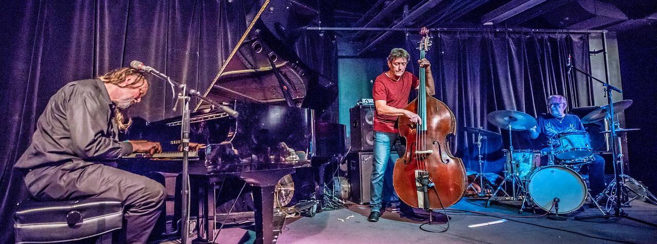 John Weber, Billy Peterson, Kenny Horst-2014 Twin Cities Jazz Festival