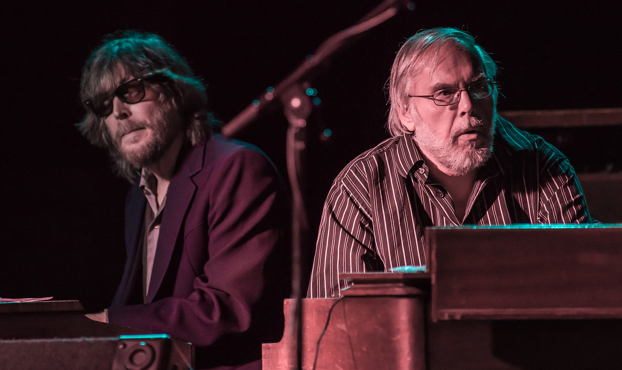 Bruce McCabe and Tim Wick-Lisa Wenger-Cd Release Famous Daves, Uptown.
