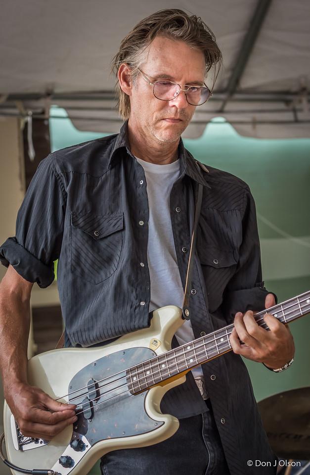 Sprague Hollander--Erik Koskinen Band--2017 Rock Bend Folk Festival-St. Peter, MN.