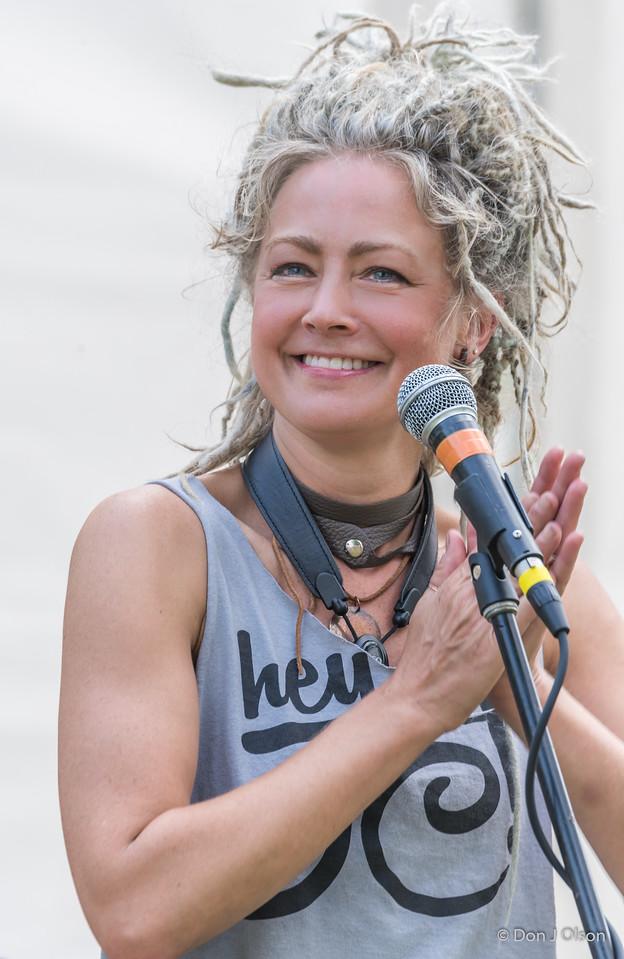 Ann Rosenquist Fee--The Frye--2017 Rock Bend Folk Festival-St. Peter, MN.