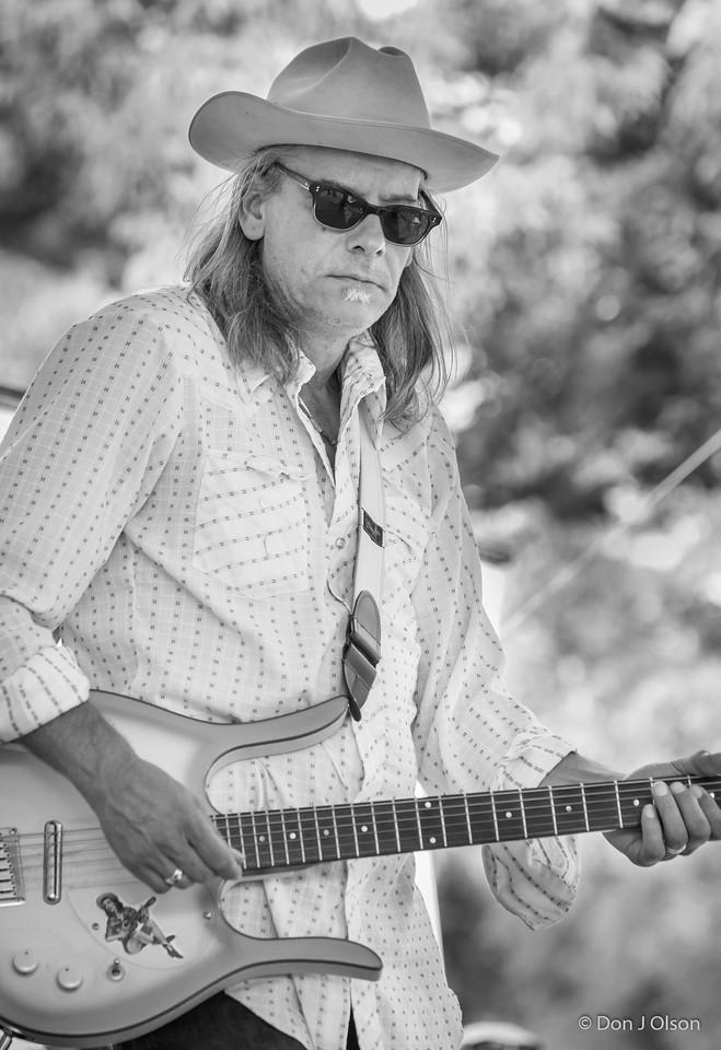 Paul Bergen--Erik Koskinen Band--2017 Rock Bend Folk Festival-St. Peter, MN.