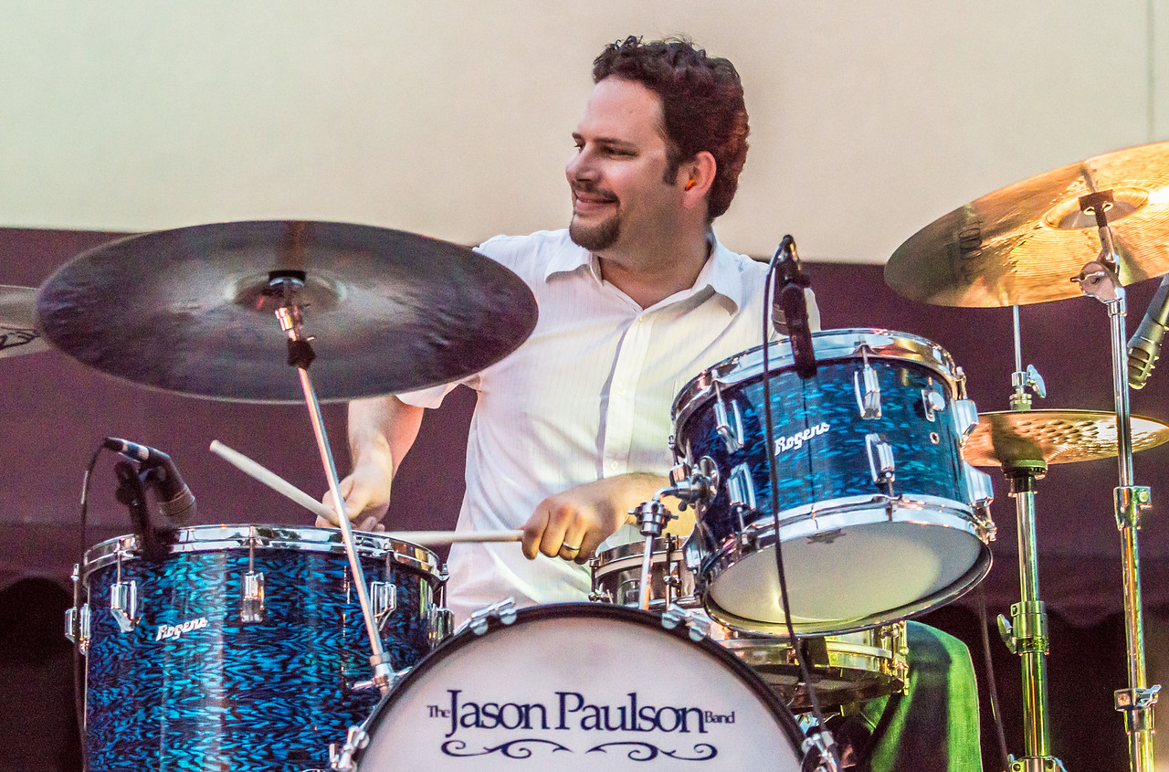 Jason Paulson Band-Watertown Rails to Trails 2014