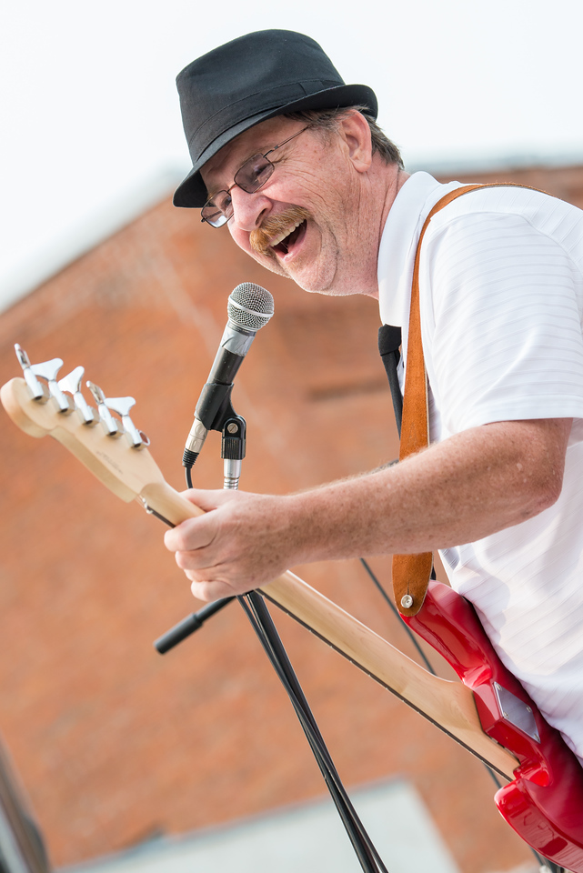 Ron Lindner-The Bingo's-Watertown Rails to Trails 2014