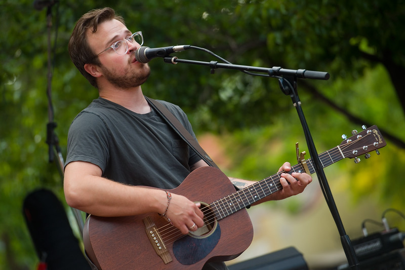 "Ian Mahan-Neef performs during Boulder's Bands on the Bricks at Pearl Street Mall on Wednesday.<br /> More photos:  <a href=""http://www.dailycamera.com"">http://www.dailycamera.com</a><br /> Autumn Parry/Staff Photographer<br /> June 1, 2016"