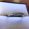 1.20ctw French Cut Eternity Band 17