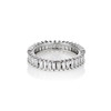 1.25ctw Baguette Eternity Band, in Platinum 0