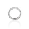 1.25ctw Baguette Eternity Band, in Platinum 2