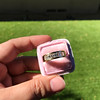 1.85ctw Vintage Emerald Cut Diamond Band 0