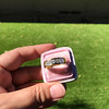 1.85ctw Vintage Emerald Cut Diamond Band 3