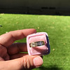 1.85ctw Vintage Emerald Cut Diamond Band 5