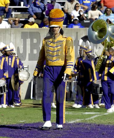 Alcorn State University Band 10/30/2010