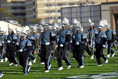 Jackson State University and Alcorn State University Halftime Performances 11/19/2011