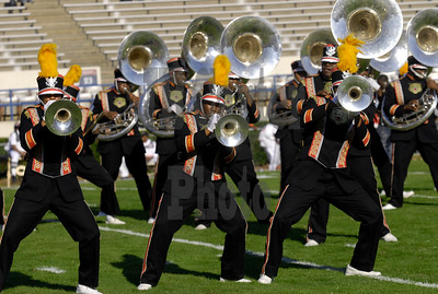 Jackson State University and Grambling State University Halftime Performances 11/05/2011