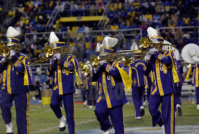 Southern University and Alcorn State University Halftime Performances 10/29/2011