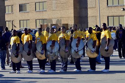 Southern University Alumni Band 10/26/2013