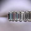 2.35ctw 7-Stone Step Cut Diamond Band 27