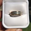 2.60ctw Baguette Cut Diamond Eternity Band, in 18kt Yellow Gold 11