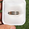2.60ctw Baguette Cut Diamond Eternity Band, in 18kt Yellow Gold 12