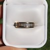 2.60ctw Baguette Cut Diamond Eternity Band, in 18kt Yellow Gold 15
