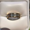 2.60ctw Baguette Cut Diamond Eternity Band, in 18kt Yellow Gold 9
