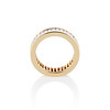 2.60ctw Baguette Cut Diamond Eternity Band, in 18kt Yellow Gold 2