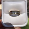 2.60ctw Baguette Cut Diamond Eternity Band, in 18kt Yellow Gold 4
