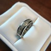 3.75ctw Graduated Baguette Eternity Band 5