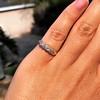 0.48ctw Antique Old European Cut 5-Stone ring 33