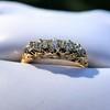 0.48ctw Antique Old European Cut 5-Stone ring 40
