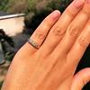 0.48ctw Antique Old European Cut 5-Stone ring 34