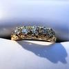 0.48ctw Antique Old European Cut 5-Stone ring 41