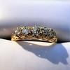 0.48ctw Antique Old European Cut 5-Stone ring 11