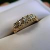 0.48ctw Antique Old European Cut 5-Stone ring 23
