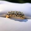0.48ctw Antique Old European Cut 5-Stone ring 12