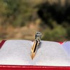0.48ctw Vintage Transitional Cut Diamond 5-stone Band 8