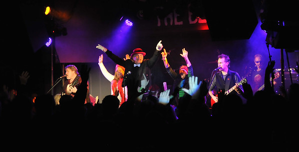 BERU REVUE'S 2012 CHRISTMAS SHOW AT THE BLOCKLEY POOR HOUSE