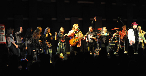 BERU REVUE'S 2014 THANKSGIVING SHOW AT THE WORLD CAFE LIVE