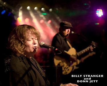Billy Stranger