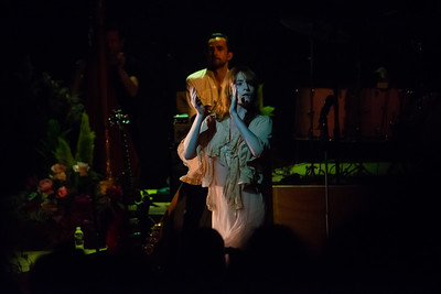 Florence and the Machine BAM Brooklyn 05/14/18